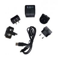 5.11 SAR World USB Wall Charger Cord (53201)