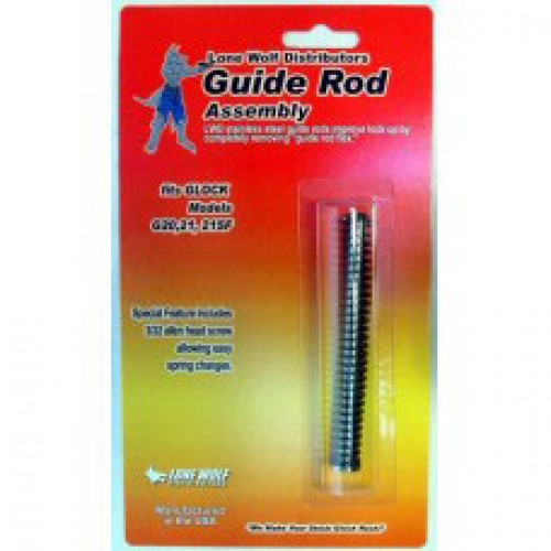 Lone Wolf Stainless Steel Guide Rod Assembly G20/21/21SF (GRA2021)