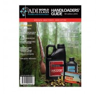 ADI Reloading Manual (BK-ADI) 9th Edition