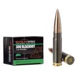 Australian Outback 300 Blackout 125GN Sierra HP (20) (OB300BSMK) 300AAC