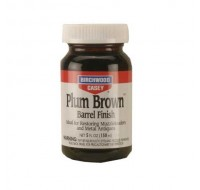 Birchwood Casey Plum Brown Barrel Finish 5oz