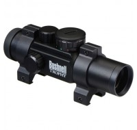 Bushnell 1x28 Trophy Red / Green Dot Sight Black 30mm