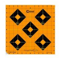"Caldwell Orange Peel Targets 12"" Self-Adhesive Sight-In (5)"