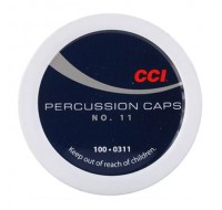 CCI Percussion Caps #11 (100)