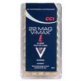 CCI Maxi Mag 22WMR 30GN Hornady V-MAX (50)