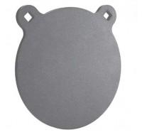 "Champion Center Mass Steel 3/8"" AR500 Target Gong 8"" Round"