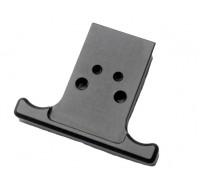 CZ CUSTOM Aluminium Slide Racker CZ 75 TS SILVER
