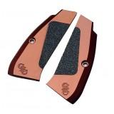 CZ Custom Long Aluminium Skateboard Grips 75 / 85 / SP-01 - Bronze