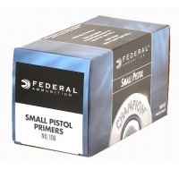 Federal No 100 Small Pistol Primers (1000)