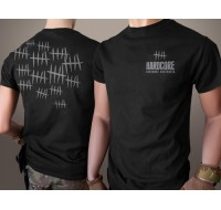 Hardcore Hardware Australia Black Hatch T-Shirt