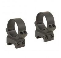 Leupold PRW (Permanent Weaver-Style) Scope Rings 30mm Matte