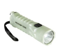 Pelican Torch 3310 LED Glow In Dark 378 Lumens 3 x AA