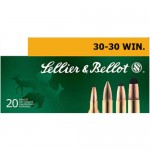 Sellier & Bellot 150GN 30-30 WIN SP (20)
