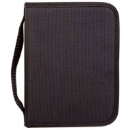 Uncle Mike's Small Notebook Pistol Case Nylon Black