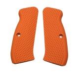 VZ Grips Diamond Orange (AGGRESSIVE) Full Size G10