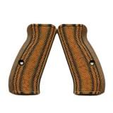 VZ Grips Tiger Stripe Full Size G10