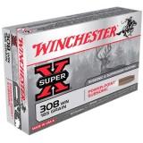 Winchester Super X Ammunition .380 Win 185GN Subsonic (20)