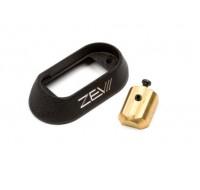 ZEV Gen 4 Magwell Kit - Small Aluminium Light Insert